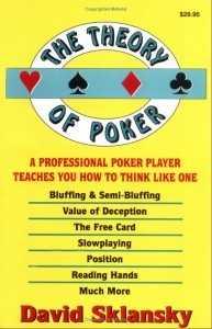 Скачать книгу Дэвид Склански «Теория покера»