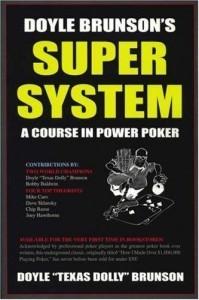 Скачать книгу Долли Брунсон «Супер-Система. Курс Интенсивного Покера»