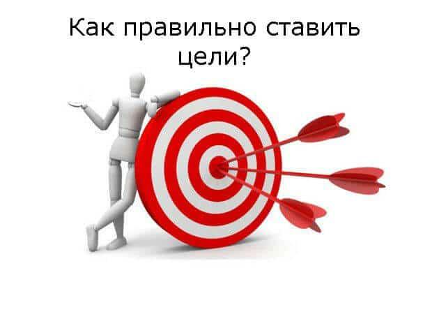 Как правильно ставить цели?