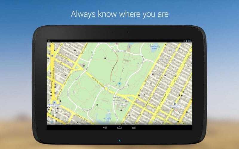 Maps.me - Offline maps