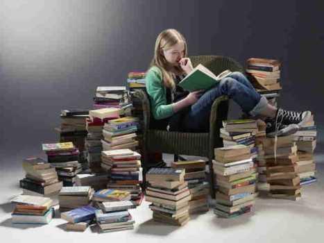 Чтение книг и развитие мозга