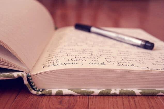 дневник для улучшения жизни