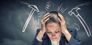 признаки стресса