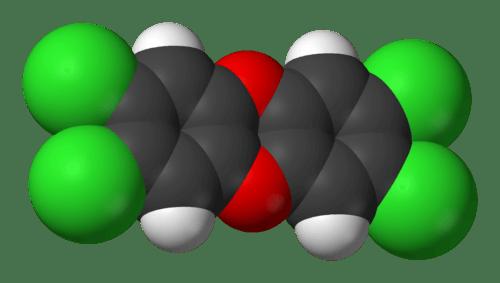 ТХДД - самые опасные вещества