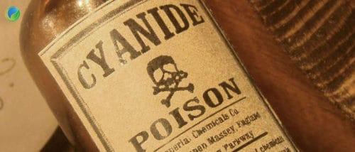 Цианид - самые опасные вещества