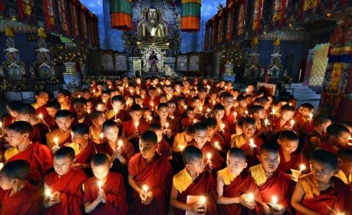 Самые популярные религии мира - Буддизм