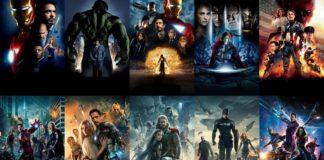 марвел список фильмов