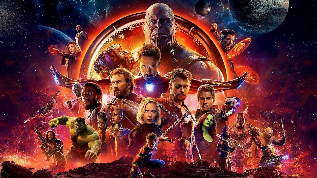 Фильмы Marvel - весь список по порядку