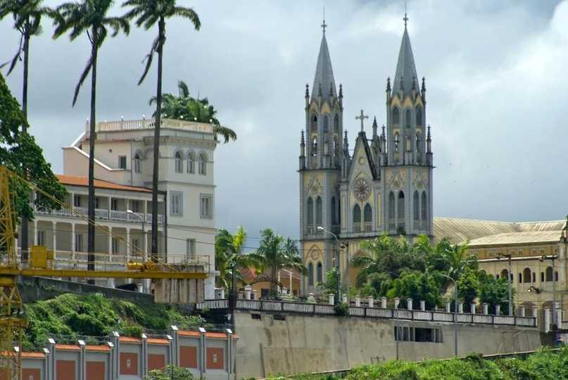 Экваториальная Гвинея: 5700 туристов