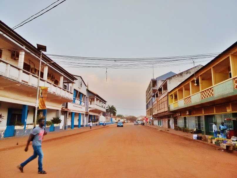 Гвинея-Бисау: 7500 туристов
