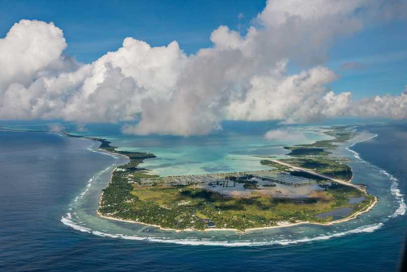 Кирибати: 6000 туристов