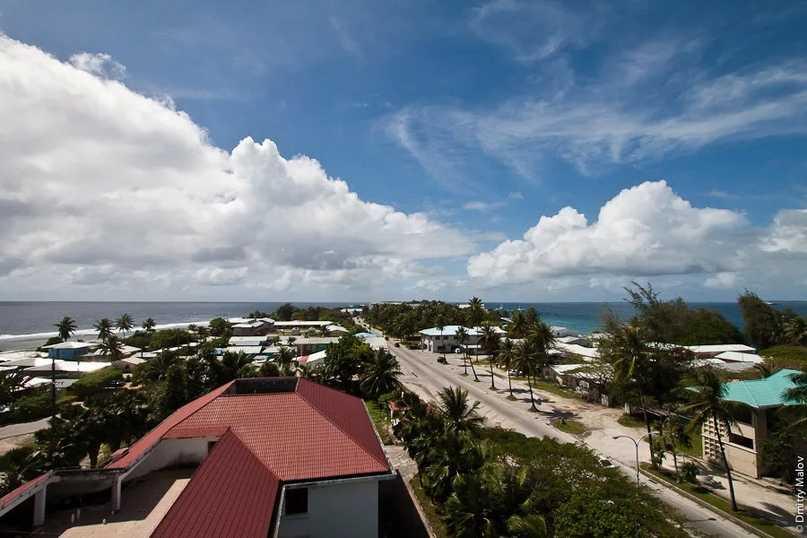 Маршалловы острова: 4600 туристов