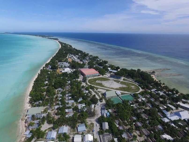 Науру: 160 туристов