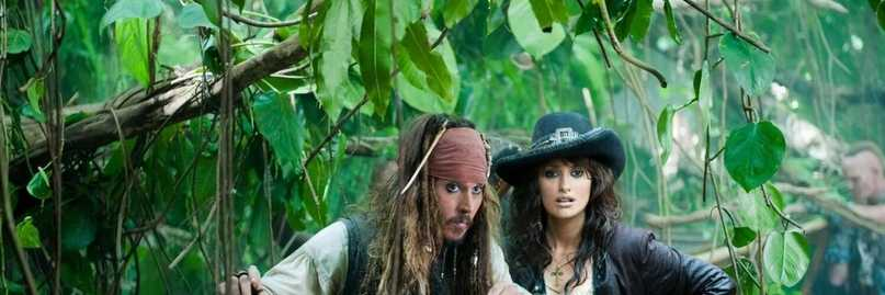 Пираты Карибского моря 4: На странных берегах (2011)