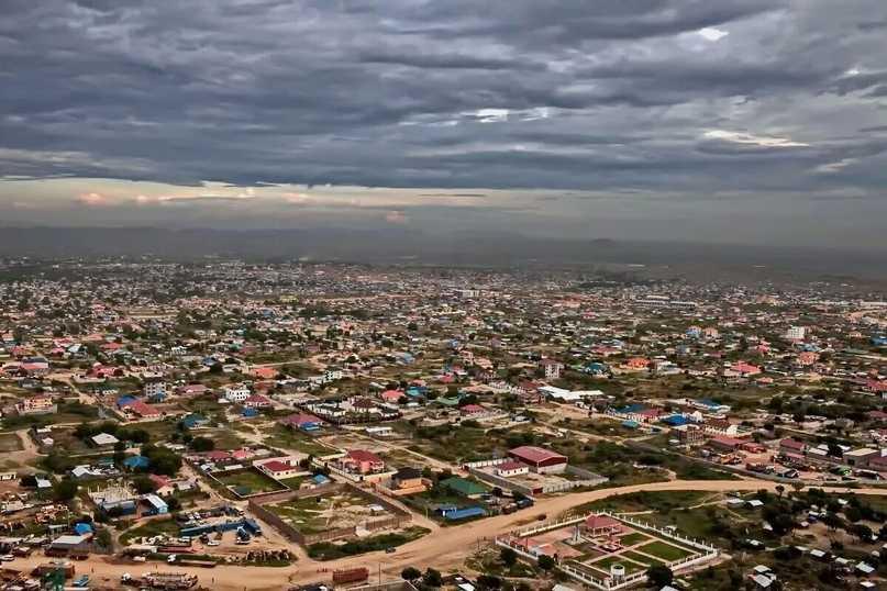 Южный Судан: 5500 туристов