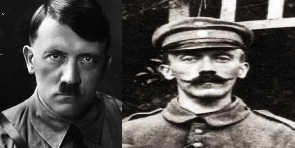 Служба Гитлера в Первой мировой войне