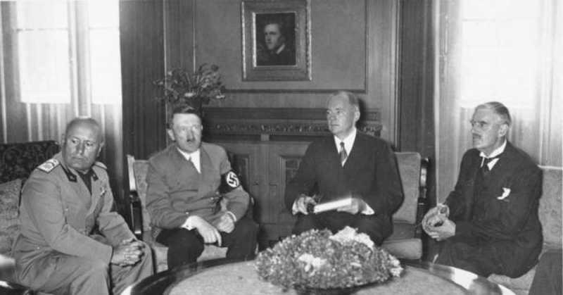 Внешняя политика Гитлера