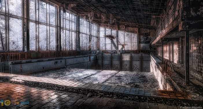 10 фотографий из Чернобыля, от которых по коже бегут мурашки