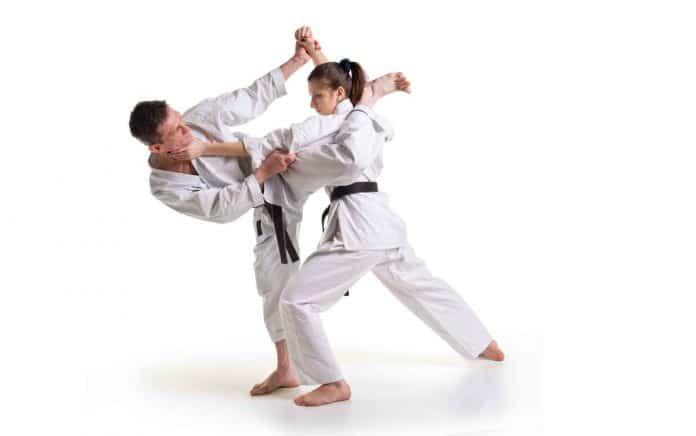 Преимущества боевых искусств