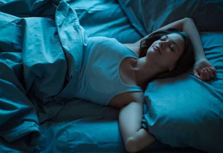 То, как вы спите, характеризует вашу личность
