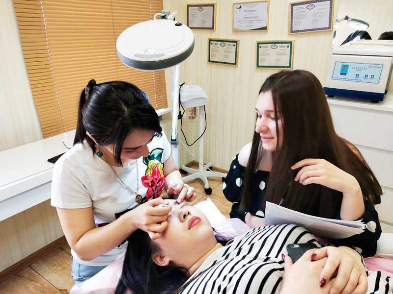 Курсы обучения мастера-бровиста